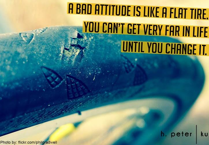 A-bad-attitude-is-like-a-flat-tire-you-cant-get-very-far-in-life-until-you-change-it