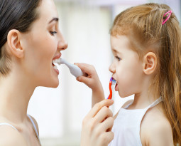 Fun Ways to Get The Kids Brushing Their Teeth